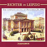 Richter in Leipzig - Contents