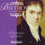 PACD 96048-49 Colorado String Quartet - Early Beethoven Quartets