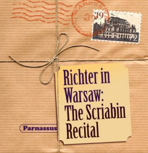 Richter in Warsaw: The Scriabin Recital PACD 96053