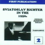 Richter Live in the 1950s Volume 2