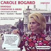 Carole Bogard - Baroque Cantatas and Arias