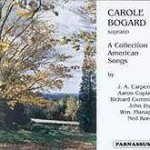 Carole Bogard: American Songs