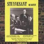 PACD 96026 The Stuyvesant Quartet Plays 20th Century Quartets