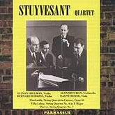 PACD 96026 The Stuyvesant Quartet - 20th Century Quartets