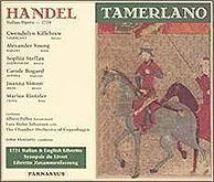 Handel - Tamerlano