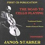 PACD 97008 Janos Starker: The Road To Cello Playing +