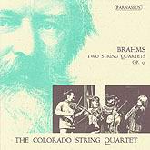 PACD 96007 - colorado Quartet - Brahms