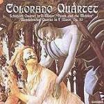 PACD 96024 - Colorado Quartet - Schubert and Mendelssohn