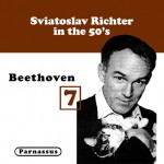 Sviatoslav Richter Live in the 1950s Volume 7 PACD 96046/7