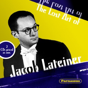 The Lost Art of Jacob Lateiner PACD 96051-52