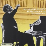 DVD - Sviatoslav Richter Plays Schumann and Russians