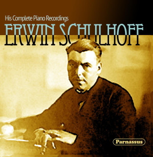 PACD 96011  Erwin Schulhoff: His Complete Piano Recordings