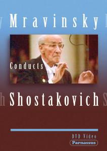 PDVD 1204 Mravinsky Conducts Shostakovich