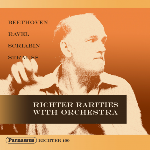 PACD 96056 Richter Rarities with Orchestra