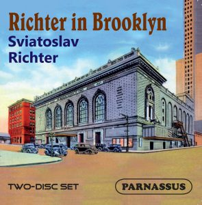 Richter in Brooklyn PACD 96061-2 Front cover