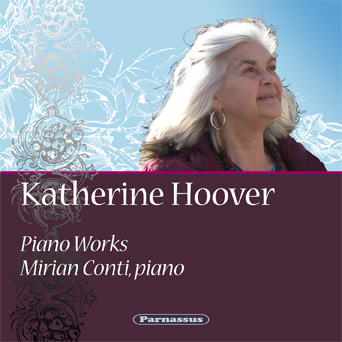 Piano Music of Katherine Hoover PACD 96050